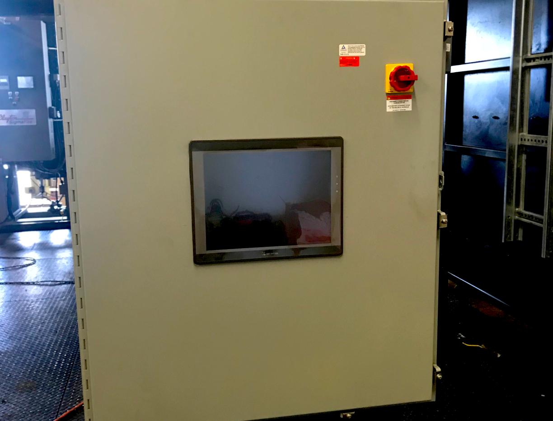 Boiler Room Main Control Panel