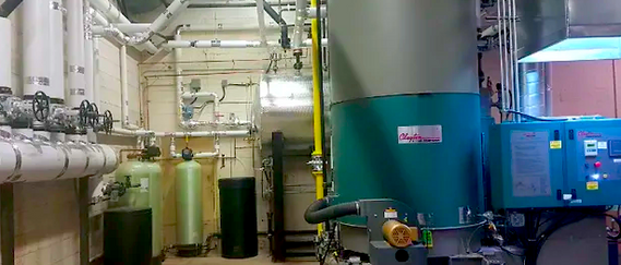 Clayton Sigma Fire Boiler