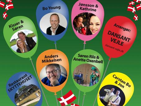 Spil dansk - Torsdag den 04. November kl. 14.00 - 21.00