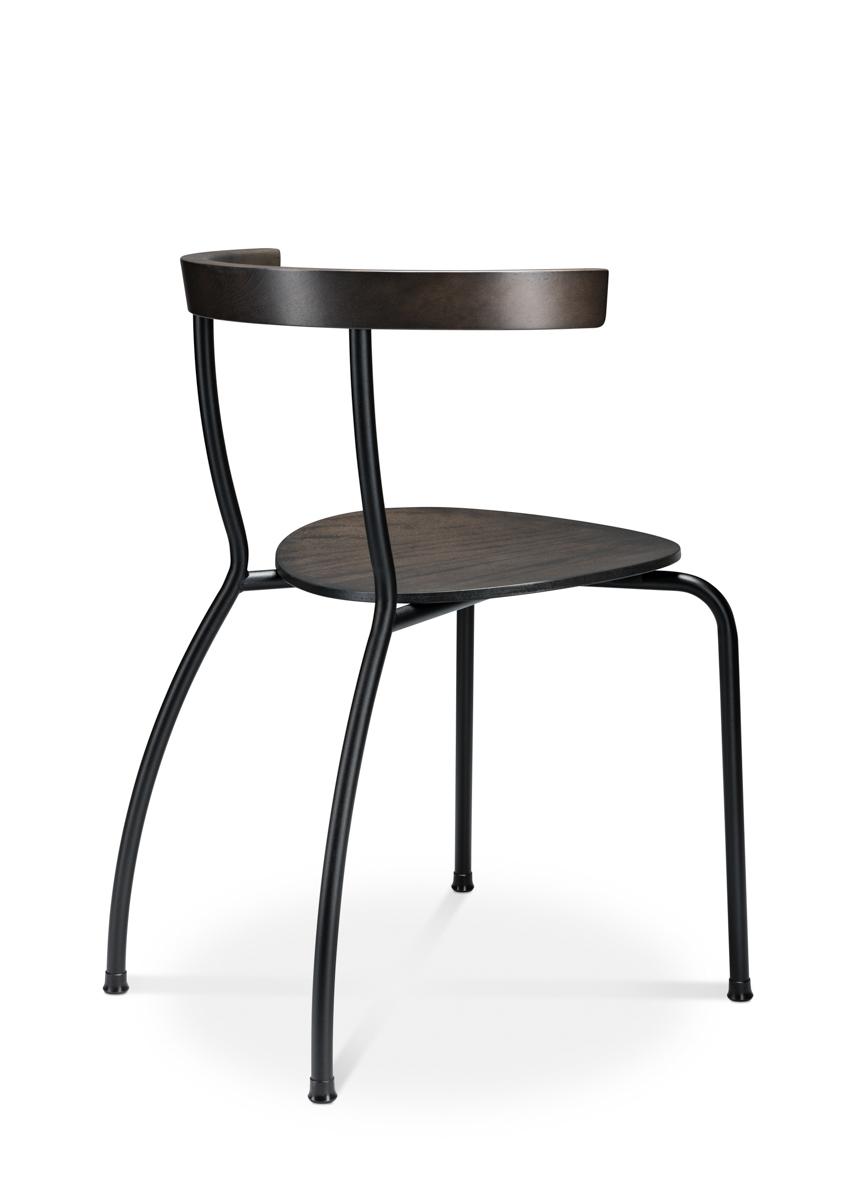 Café stol model Chess