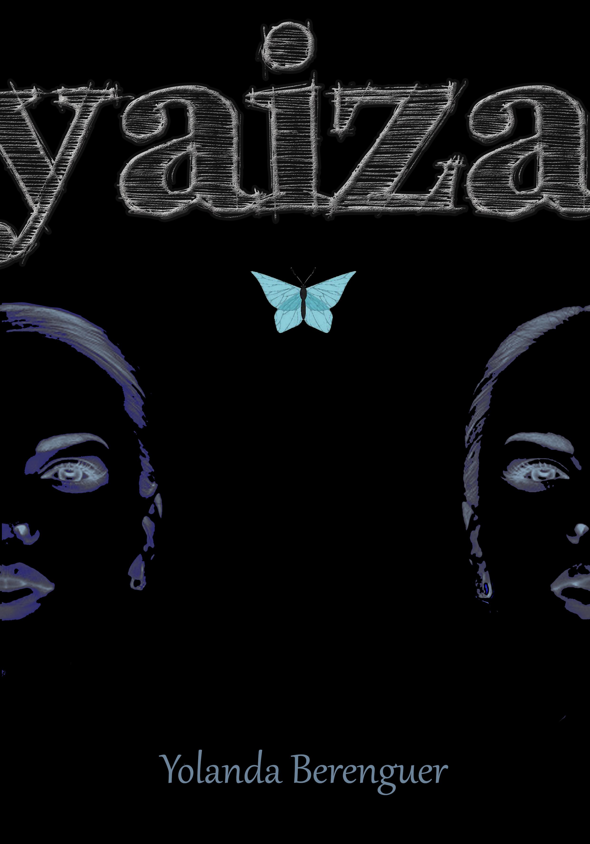 """Cartel del monologo """"Yaiza"""""""