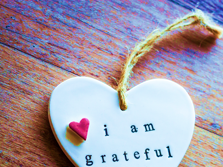 La Voce della ... gratitudine