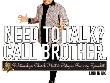Need to Talk? Call Brother.