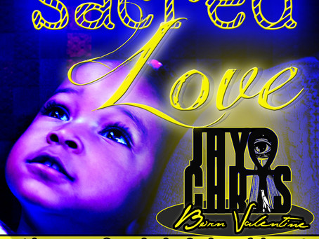 iTunes, Spotify and Facebook Links for Sacred Love Single