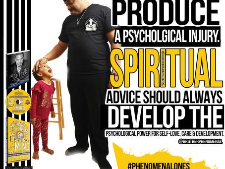 Self Hate VS. Spiritual Advice