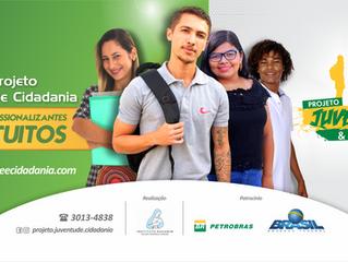 Petrobras renova contrato para 2º edição do Projeto Juventude & Cidadania