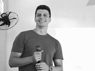 Andrija Babic - Novo intercambista vindo da Sérvia