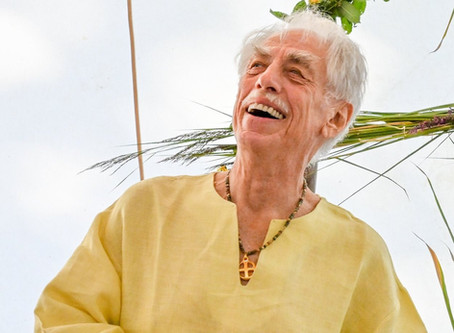 Our Elders are Medicine: Tea with Charles Lawrence