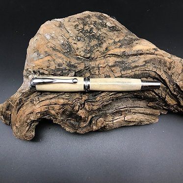 Naturally Shed Alaskan Moose Antler Executive Pen