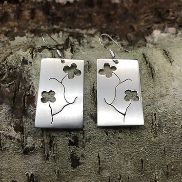 Sterling Silver Hand-cut Series