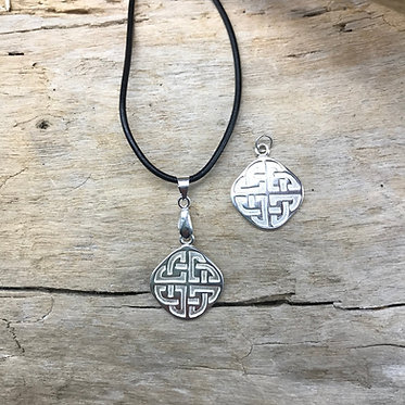 """Mystic"" Sterling Silver Pendant or Charm"