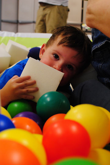 pediatric therapy early intervention