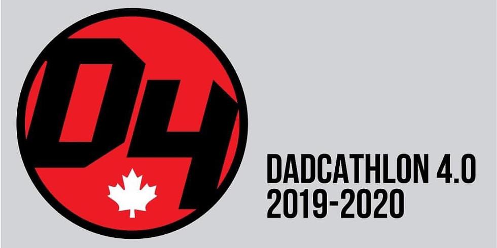 Dadcathlon - Knife Throwing
