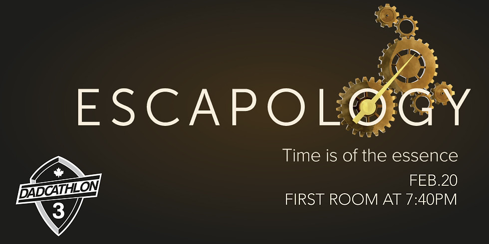 DADCATHLON 3.6 - Escapology