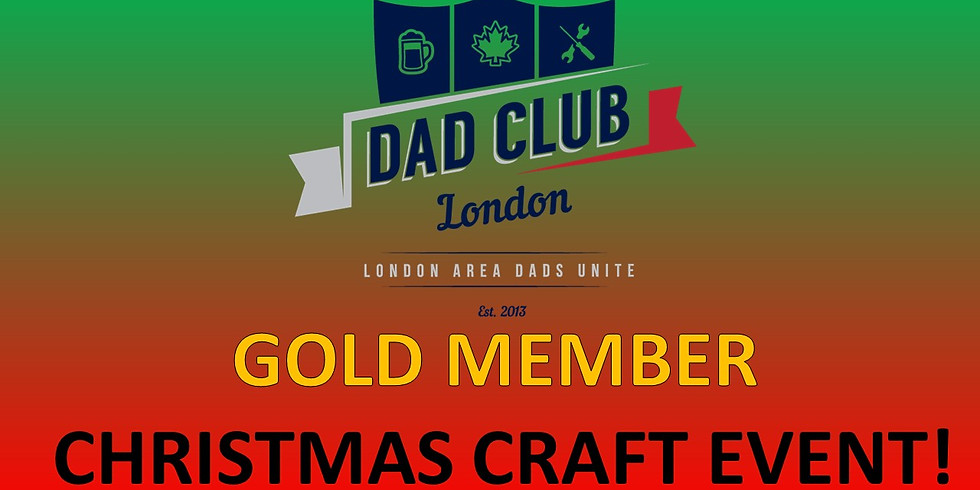 DCL GOLD MEMBER CRAFT DAY!