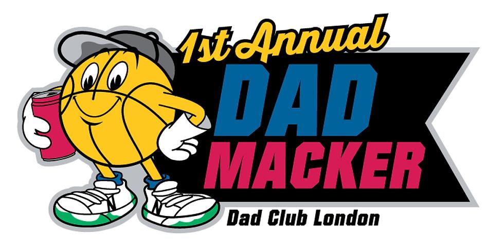 Dad Macker Basketball Tournament