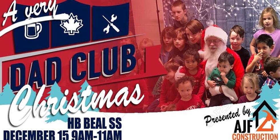 A Very Dad Club Christmas