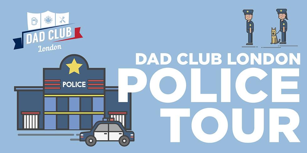 Police Station Tour - St.Thomas