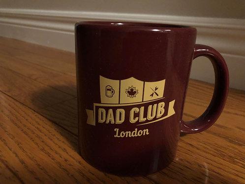 Dad Club London Mug