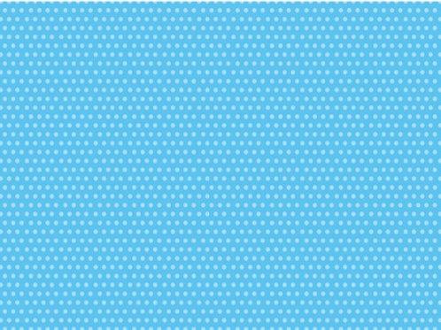Adesivo Retícula Azul (m²)