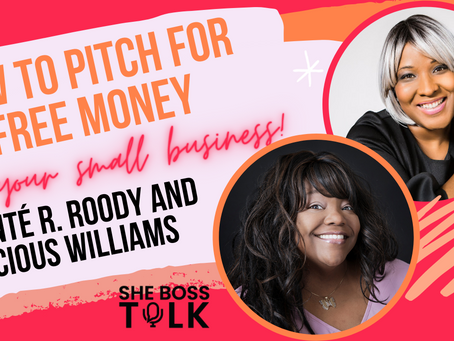 How to Pitch For Free Money For Your Small Business