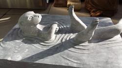Julien Joselon sculpture animalière lout