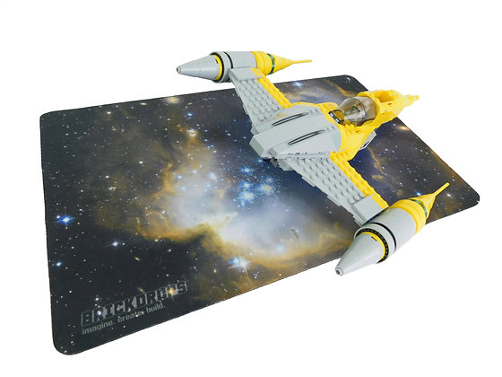 Brickdrops Space Clouds Play Mat