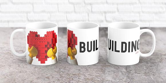 I ♥ Building Mug