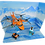 Thumbnail: Brickdrops Desert/Arctic Backdrop w/ 2 Coordinating Play Mats