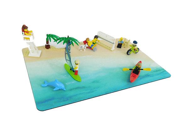 Brickdrops Ocean Play Mat