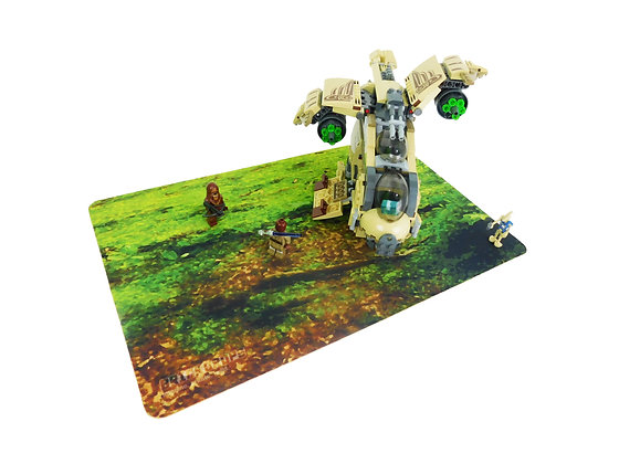 Brickdrops Forest Play Mat