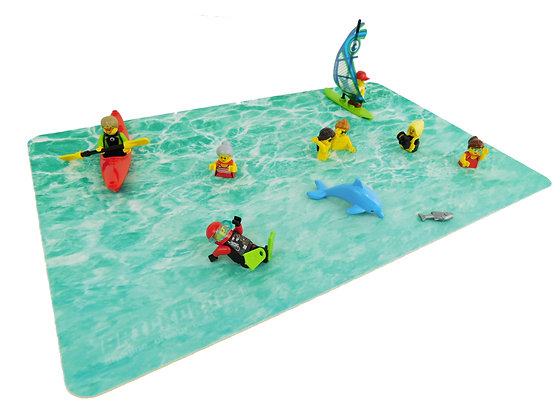Brickdrops Water Play Mat