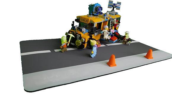 Brickdrops City Sidewalk Play Mat