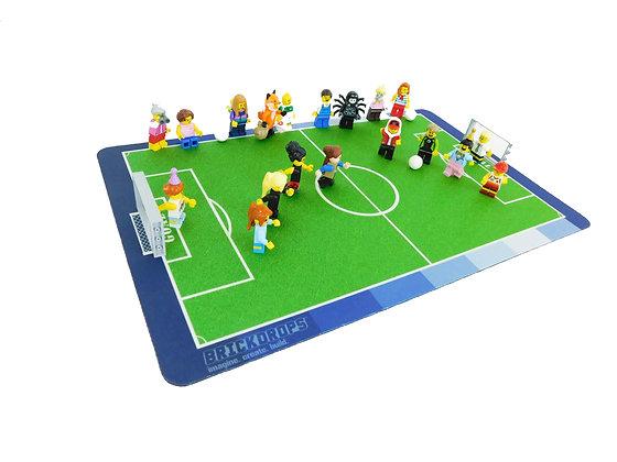 Brickdrops Soccer Play Mat