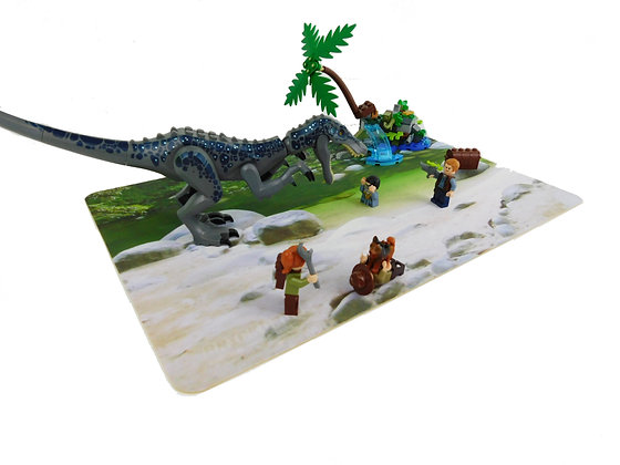 Brickdrops Lagoon Play Mat