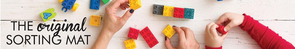 the brickdrops introducing sorting mat-0