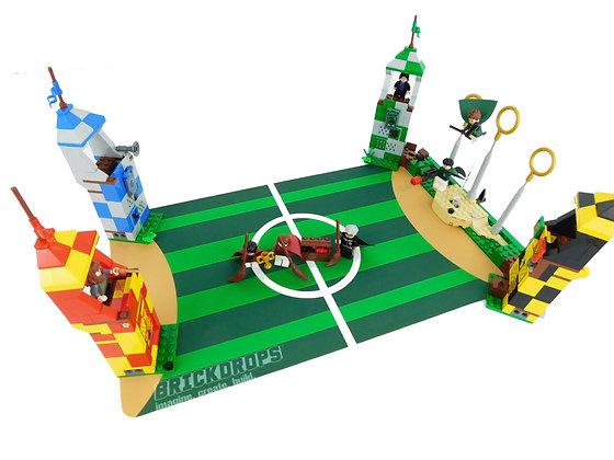 Brickdrops Magicial Field Play Mat
