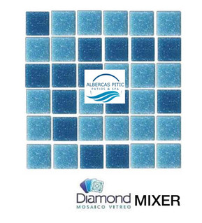 mosaico diamond mixer