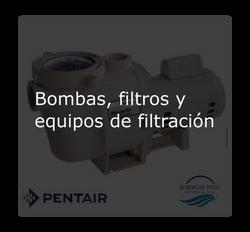 bombas filtros