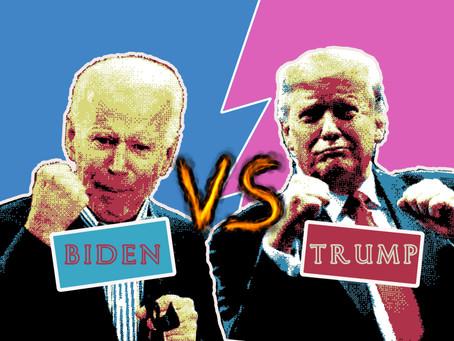 Trump vs. Biden's Stance On Key Issues