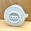 Thumbnail: Kalita & Narumi 102 Coffee Dripper (White)