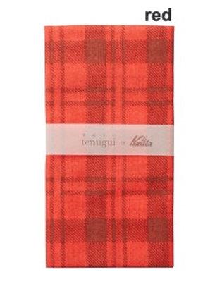 Kalita Tenugui(Made in Japan Cotton towel )
