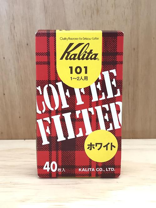 Kalita 101 (40P) Paper filter