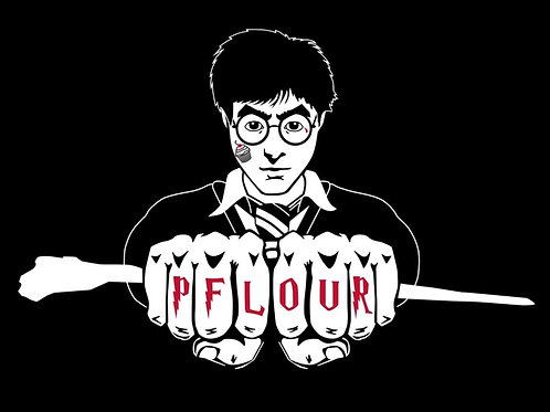 Limited Ed. Pflour Wizard T-shirt