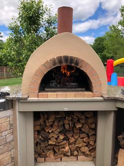 pizza wood