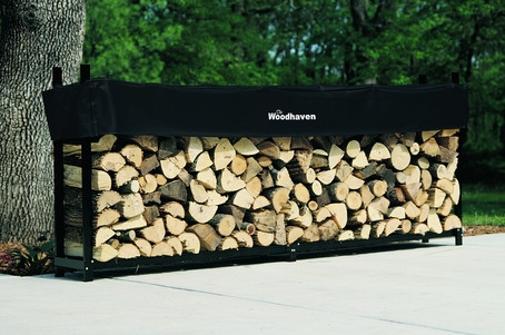 The 3 Things To Consider When Choosing A Firewood Rack