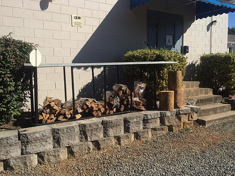 lees firewood wood lot