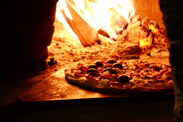 wood for pizza oven