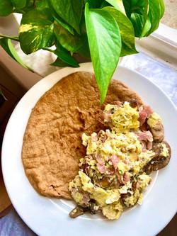 Breakfast scramble IG
