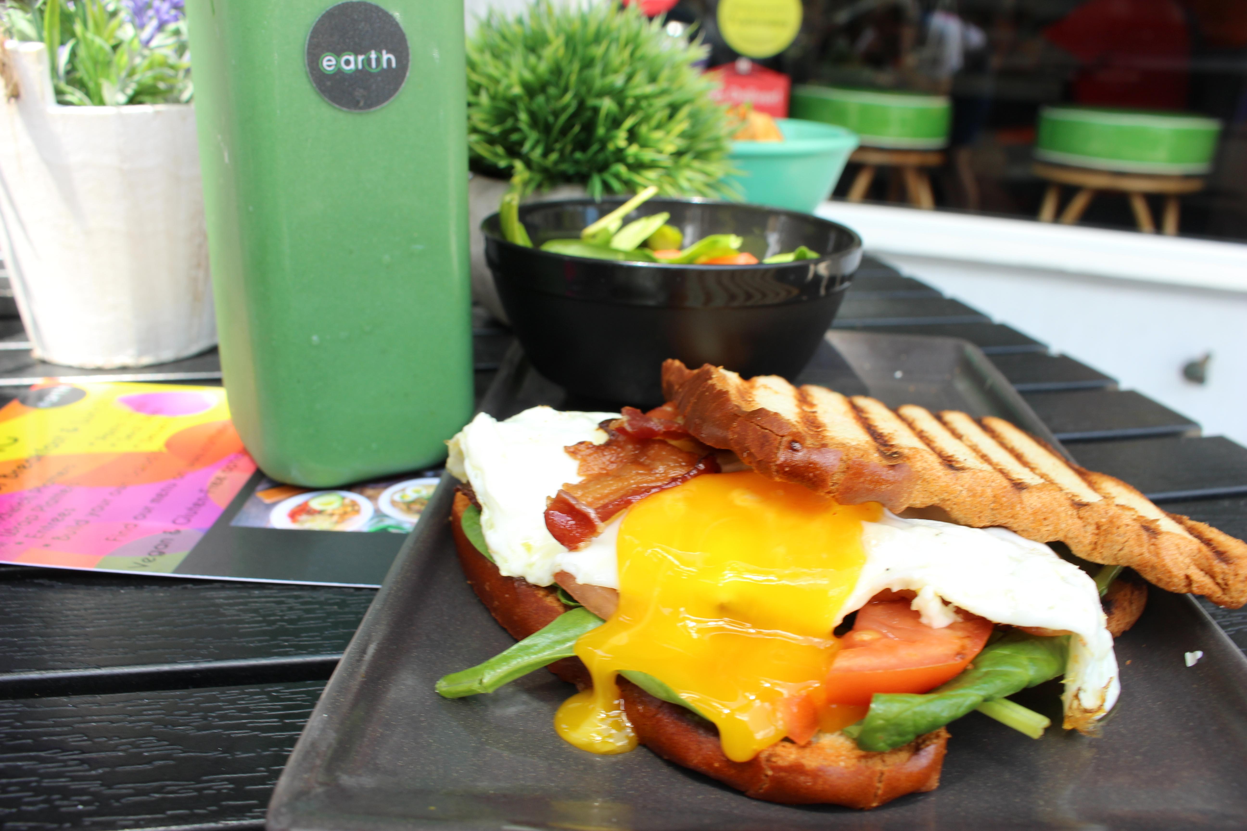 Egg Sandwich POP